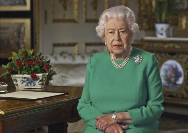 Britanska kraljica Elizabeta Druga Foto: FoNet