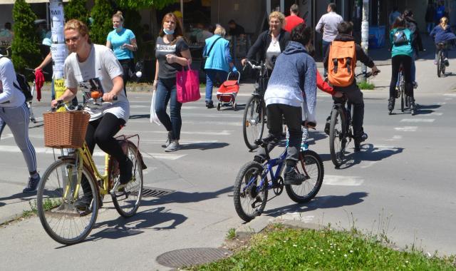 biciklisti, Dnevnik/Slobodan Šušnjević