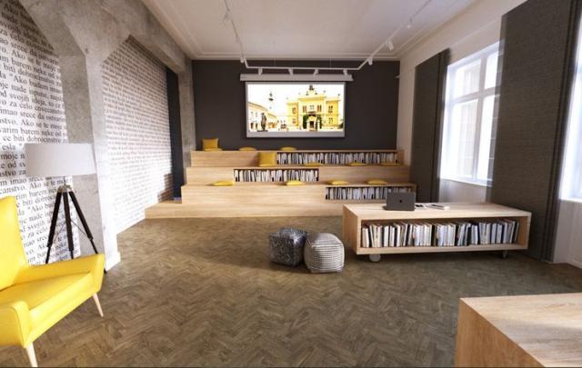 Digitalni omladinski centar Gradske biblioteke Foto: Gradska biblioteka