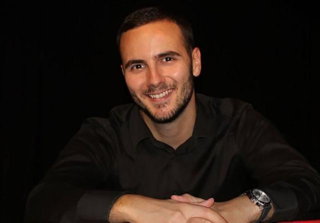 Aleksandar Đermanović, pijanista Foto: privatna arhiva
