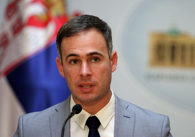 Miroslav Aleksić, Narodna stranka  Foto: Tanjug/video