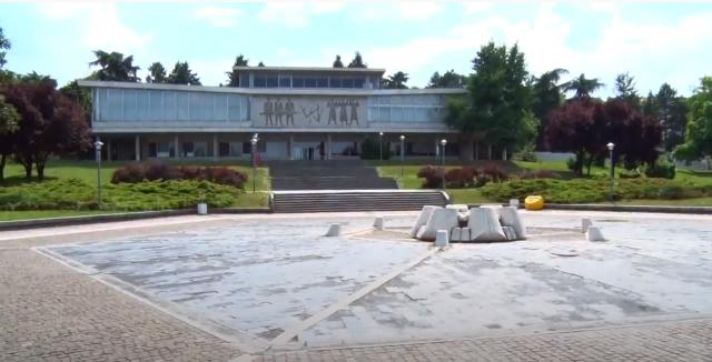 muzej jugoslavije Youtube screenshot
