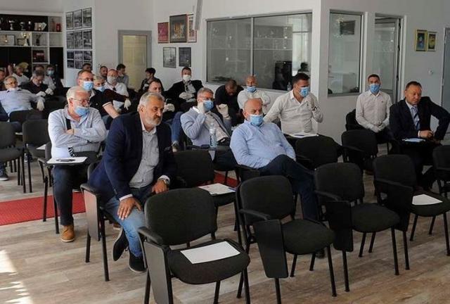 Sa sednice Skupštine Arkus lige Foto: ARKUS