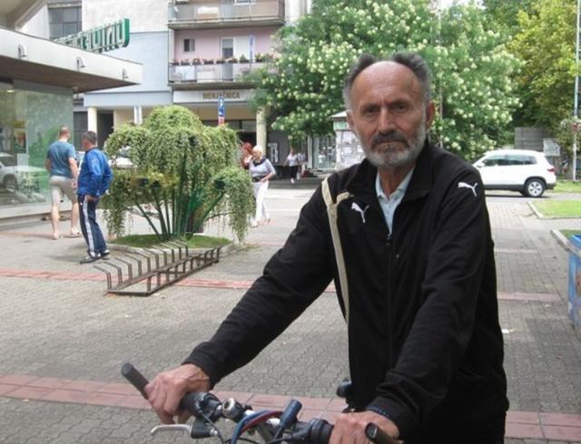 Slobodan Bošković Foto: privatna arhiva