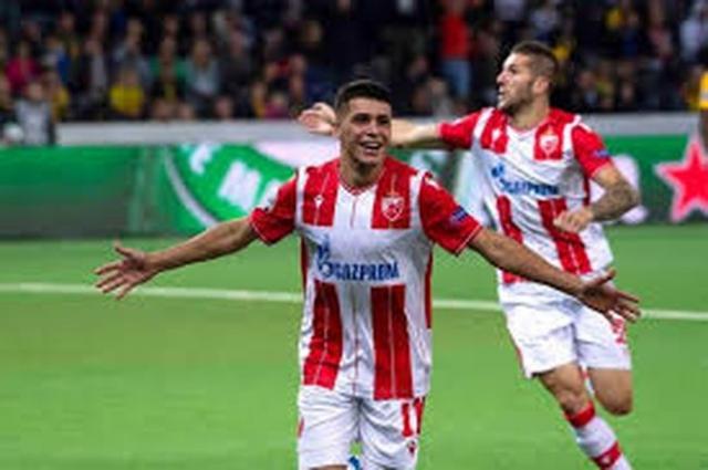 Mateo Garsija Foto: FK Crvena zvezda
