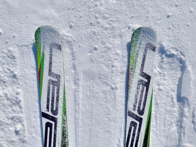 skijanje skije