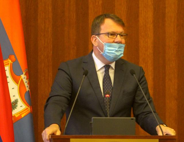 Predsednik Pokrajinske vlade Igor Mirović Foto: Dnevnik.rs/R. Hadžić