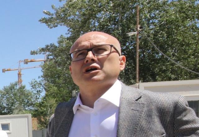 Gradonačelnik Novog Sada Miloš Vučević Foto: Tanjug/J. Pap