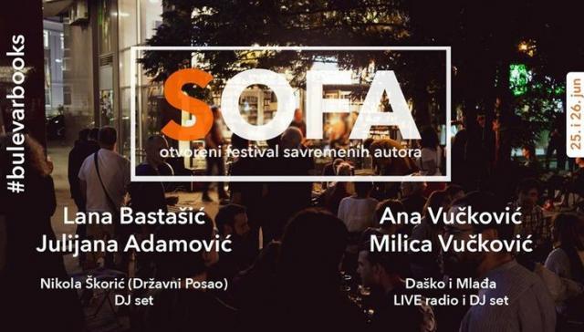 """Plakat """"Sofe"""", književno-muzičkog spektakla u """"Bulevar buksu"""" Foto: promo"""
