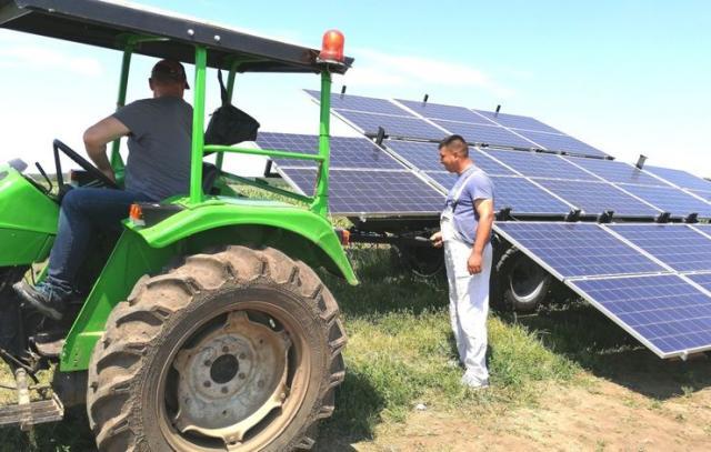 Solarni paneli i drugi obnovljivi izvori energije nedovoljno iskorišćeni u poljoprivrendoj proizvodnji  Foto: M. Mitrović