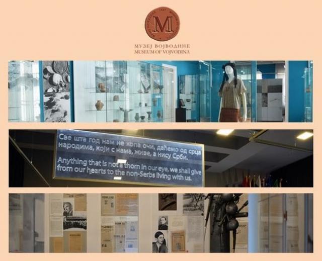 Besplatne ture kroz stalne postavke Muzeja Vojvodine Foto: promo