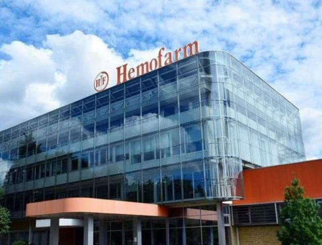 Kompanija Hemofarm iz Vršca Foto: Hemofarm