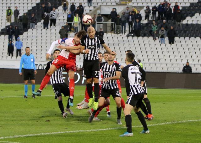 Vosa vs Partizan