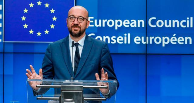 Predsednik Evropskog saveta Šarl Mišel  Foto: europa.eu