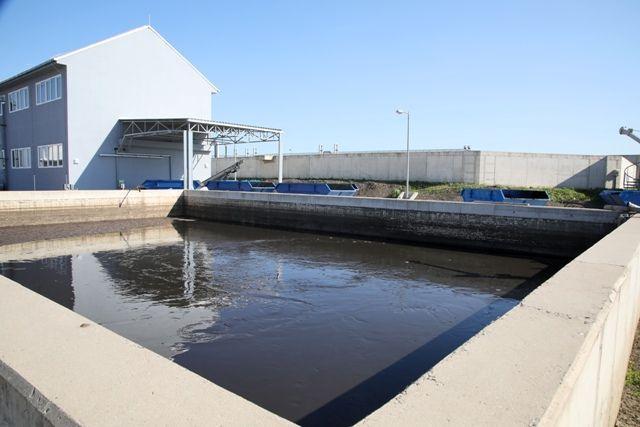 Centralno postrojenje za preradu otpadnih voda Vrbasa i Kule Foto: privatna arhiva
