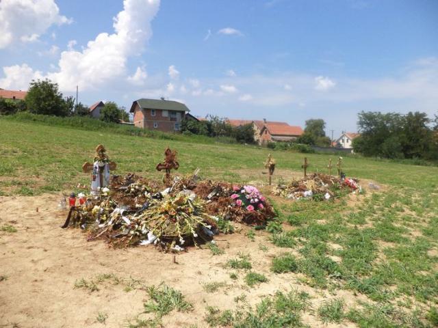 U Sr. Karlovcima počelo sahranjivanje na novoj parceli Foto: Dnevnik.rs