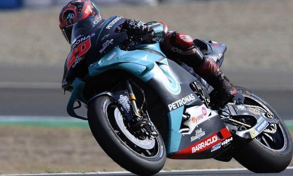 Fabio Kvartararo Foto: Moto GP