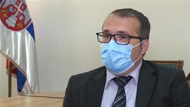 VD direktora te Uprave Ministarstva finansija Željko Radovanović Foto: Tanjug/video