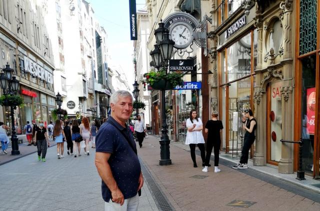 Budimpesta Vaci ulica