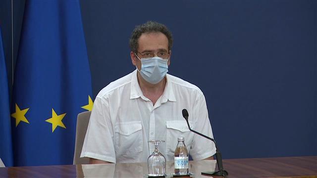 Dr Srđa Janković Foto: Tanjug/video