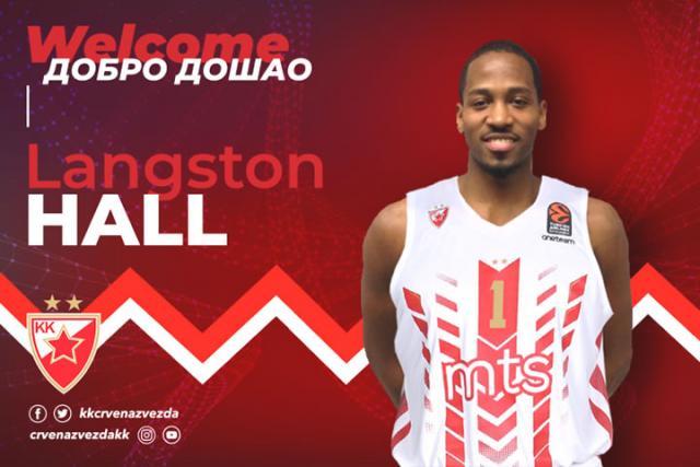 Langston Hol/KK Crvena zvezda