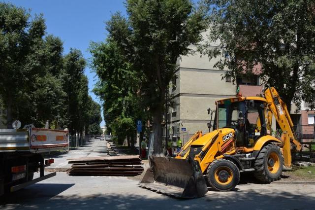 Radovi u Sonje Mariković Foto: V. Fifa