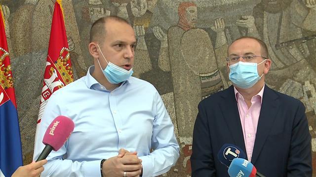 Ministar zdravlja Zlatibor Lončar  Foto: Tanjug/video