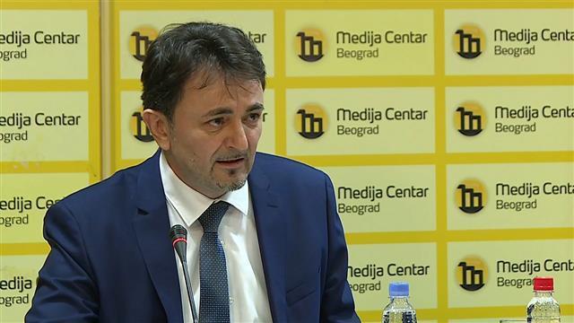 Generalni direktor Telekoma Srbija Predrag Ćulibrk Foto: Tanjug/video