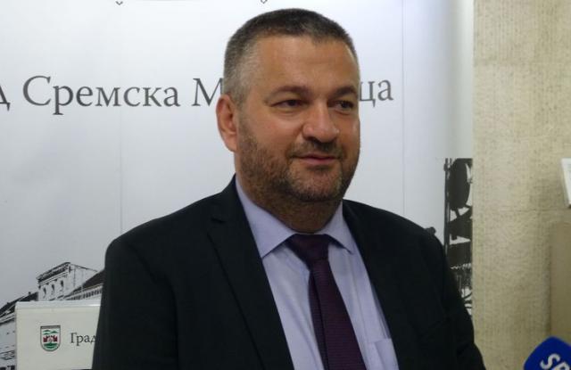 Ilija Nedić predsednik Skupštine grada Sremska Mitrovica Foto: Grad Sremska Mitrovica
