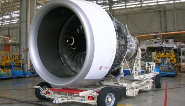 Avionski motor Rols-RojsFoto: Tanjug/Pixabay