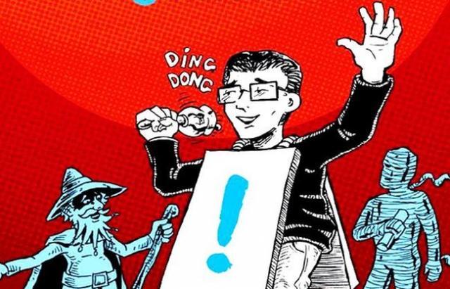 """Detalj naslovnice Strip albuma """"Planeta strip 1. Družina"""" Zlatka Milenkovića; izdavač """"ZMComics"""" 2020 Foto: Dnevnik.rs"""