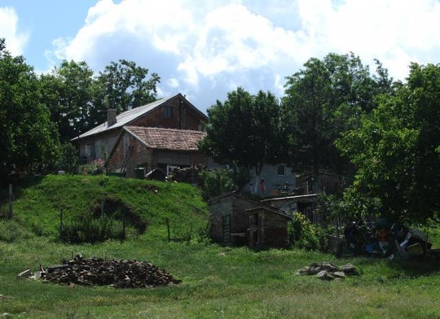 Kuća u naselju Čerat u Sremskim Karlovcima Foto: arhiva Dnevika