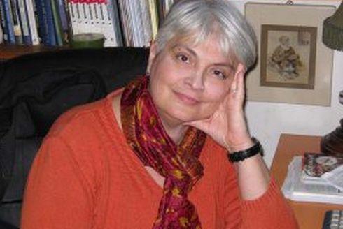 Draginja Ramadanski , književnica iz Sente  Foto: Banatski KC