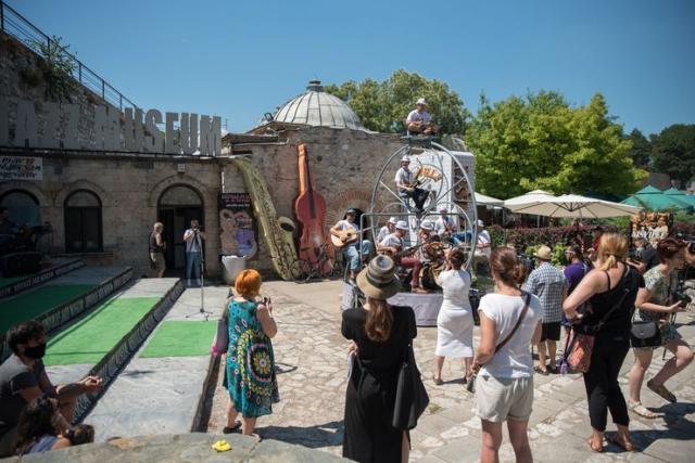 Otvoren Onlajn Nišvill festival foto Tanjug/ Dimitrije Nikolić