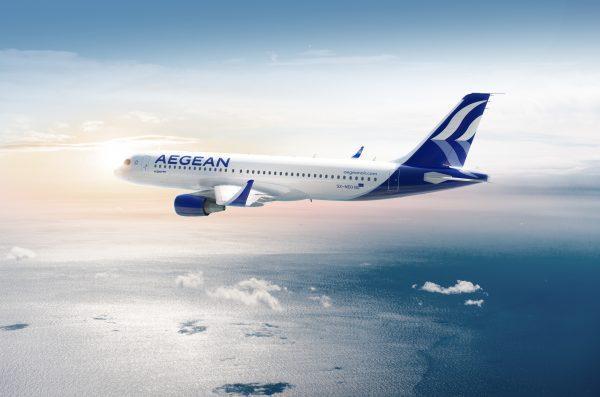 Avion Ejdžijan erlajnsa Foto: Aegean Airlines