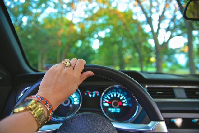 voznja automobil volan pix