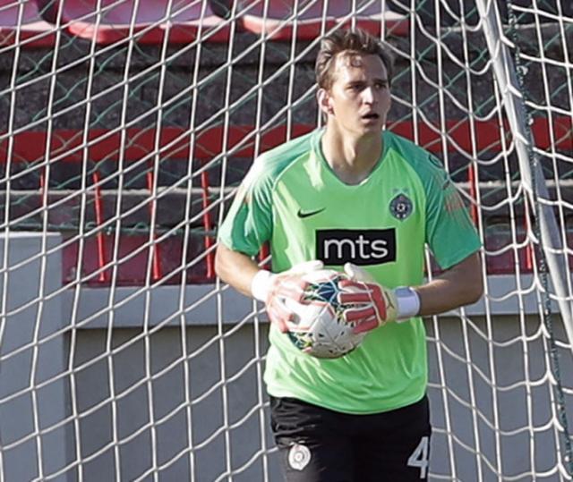 Popovic Aleksandar/FK Partizan/M. Todorovic
