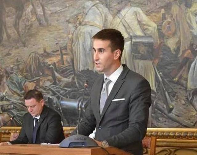 Zoran Rus i Antonije Ratković Foto: Grad Sombor