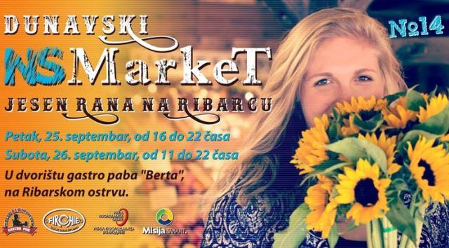 """Dunavski NS market"" Foto: ""Dunavski NS market"""