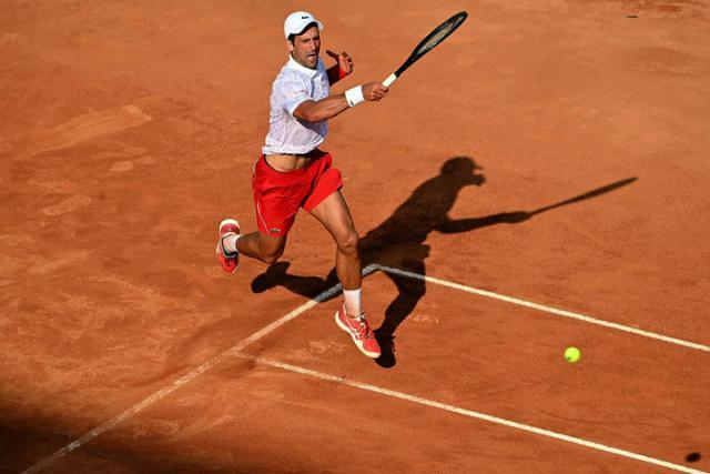 Djokovic Novak u Rimu/Fonet/AP