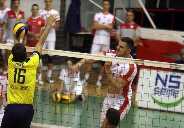 Kapiten Stevan Simić veruje u trijumf domaćina Foto: OK Vojvodina NSS