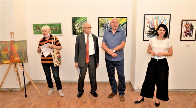 be galerija Sasa Markov