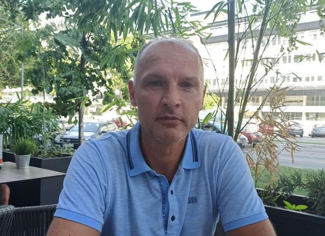 Predsednik kluba Dušan Mirković Foto: privatna arhiva