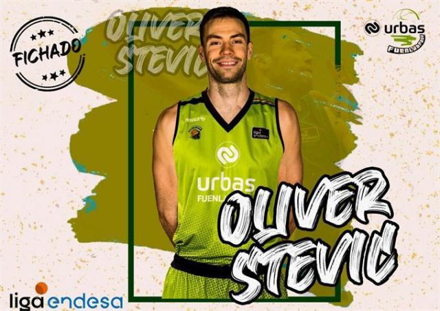KK Fuenlabrada/Oliver Stevic