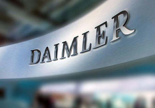 Дајмлер лого