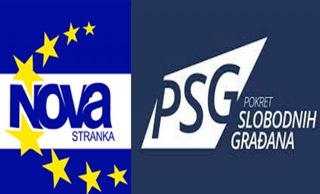 Nova stranka, PSG Foto: Dnevnik.rs/ilustracija