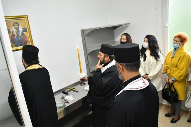 Počela sa radom Narodna kuhinja Eparhije bačke Foto: novisad.rs