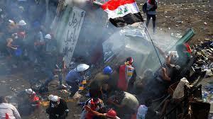Protesti u severnom delu Iraka Foto:Youtube/prinscreen