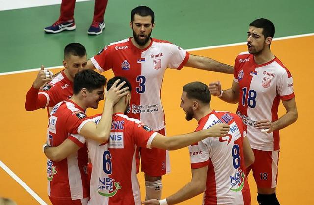Detalj sa utakmice u maloj sali Spensa Foto: F. Bakić