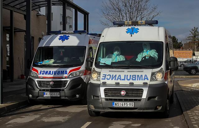 korona hitna pomoc, Dnevnik/Filip Bakić